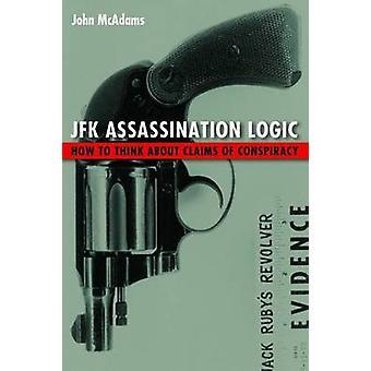 JFK-Attentat-Logik - wie man denkt über Ansprüche der Verschwörung von J