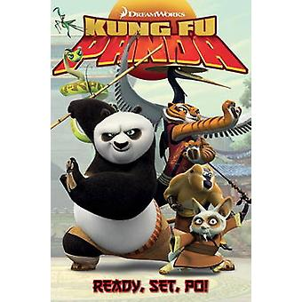 Kung Fu Panda samling - klar - sæt - Po! af Simon Furman - Lee Rob