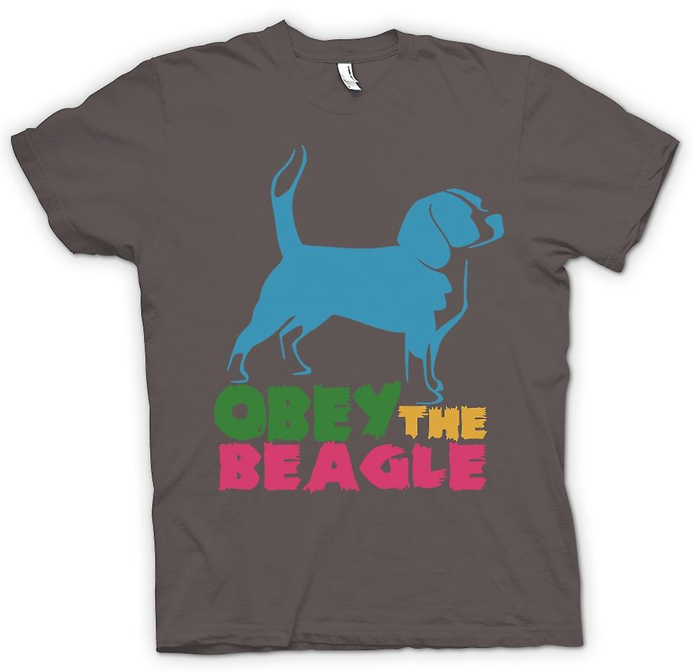 Womens T-shirt - lyda Beagle