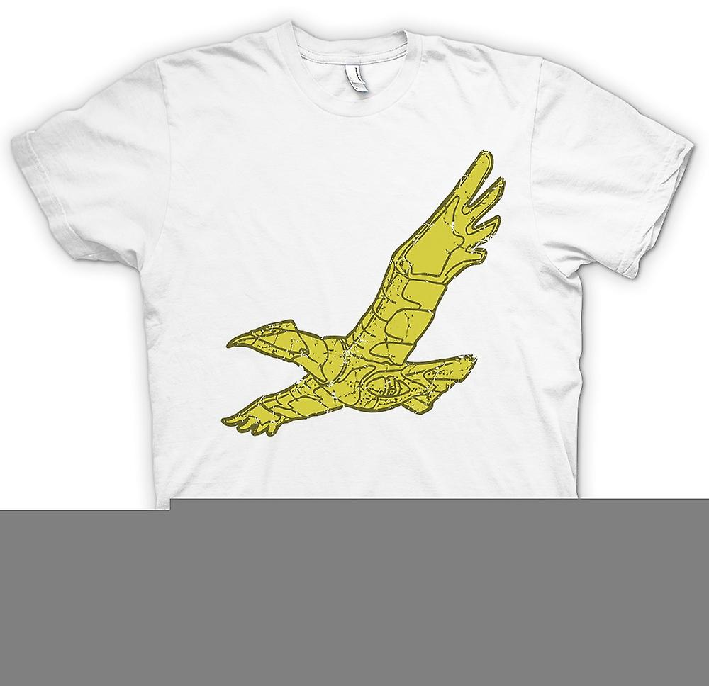 Womens T-shirt - Mysterious Cities Of Gold - Golden Condor