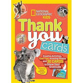 National Geographic Kids Thank You Cards by National Geographic Kids