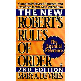 New Roberts' Rules of Order, The