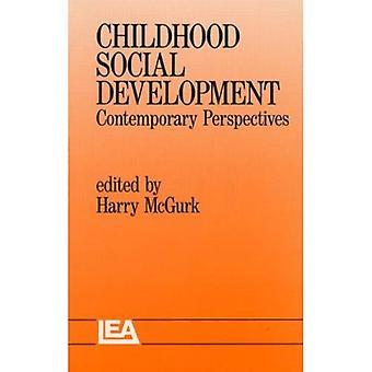Barns sociala utveckling