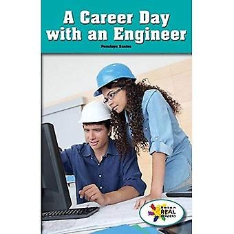 A Career Day with an Engineer (Rosen Real Readers: Stem and Steam Collection)