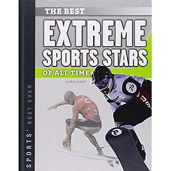 Best Extreme Sports Stars of All Time (Sports' Best Ever)