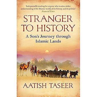 Fremder in Geschichte: ein Sohn Reise durch islamische Länder