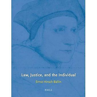 Recht, rechtvaardigheid en het individu