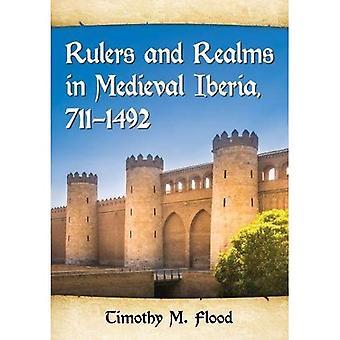 Linialen en rijken in middeleeuwse Iberia, 711-1492