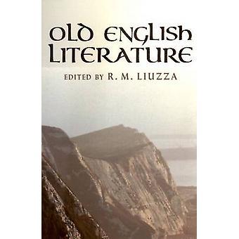 Alte englische Literatur kritische Essays von Liuzza & R. M.