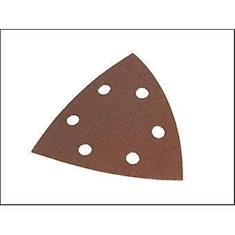 DELTA HOOK & LOOP SANDING SHEET TR2 90MM P120 (PACK OF 25)
