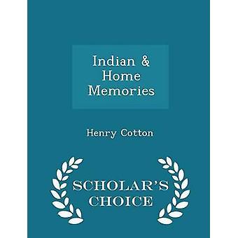 綿・ ヘンリーによってインド家庭の思い出の学者選択版