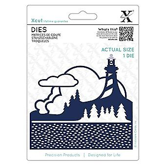 Xcut Dies Lighthouse (XCU 503446)