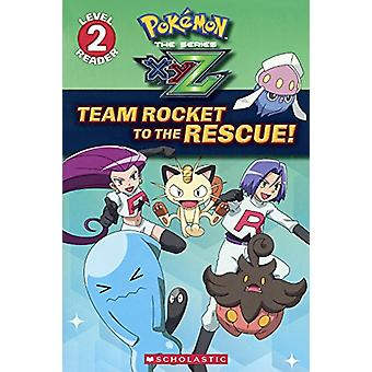 Team Rocket to the Rescue! by Maria S Barbo - 9780606397254 Book