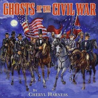 Ghosts of the Civil War by Harness - Cheryl - 9780689869921 Book