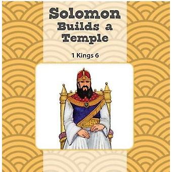 Solomon Builds the Temple/King Josiah Finds the Bible Flip Book by Sa
