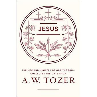 Jesus - The Life and Ministry of God the Son--Collected Insights from