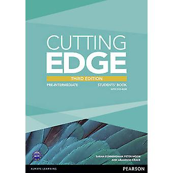 Cutting Edge - Pre-Intermediate Students' Book and DVD Pack (3rd Revis