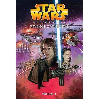 Star Wars Episode III - Revenge of the Sith - Volume 1 by Miles Lane -