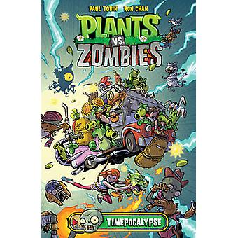Plants vs Zombies Volume 2 - Timepocalypse by Paul Tobin - Ron Chan -
