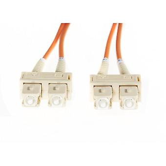 SC-SC Om1 multimode glasvezelkabel