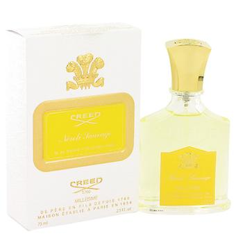 NEROLI SAUVAGE by Creed Millesime Eau De Parfum Spray 2.5 oz / 75 ml (Men)
