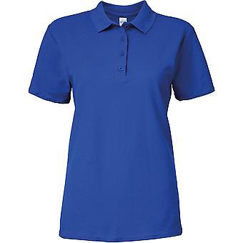 Gildan - Damen Softstyle Double Piqué Polo Shirt
