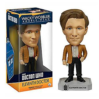 Doctor Who Eleventh Doctor Wacky Wobbler