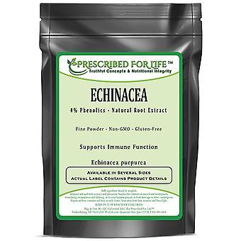 Echinacea - 4% Polyphenols - Natural Herb Extract Powder (Echinacea purpurea)
