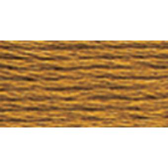 DMC-Wandbehang & Stickerei wolle 8,8 Yards hell Beige Braun 486 7511