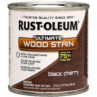 Ultimate Wood Stain 8Oz Black Cherry 2603 66