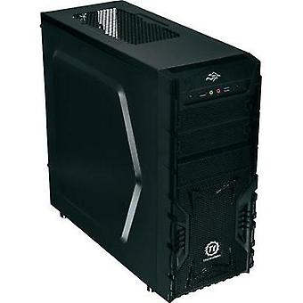 Midi tower PC casing Thermaltake Versa H23 Black