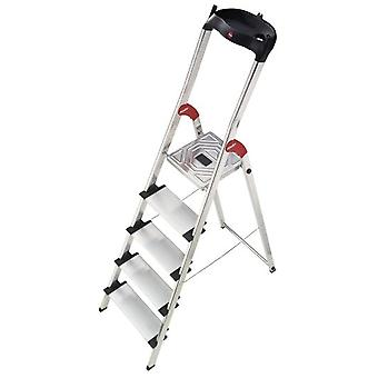 Hailo Aluminum ladder Xxl Easyclix (5 steps) (DIY , Tools , Stairs and stools)