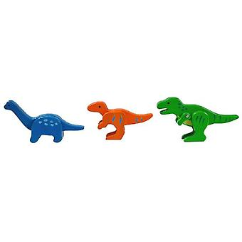 EverEarth Bamboo Dinos Pack 3 (Babies , Toys , Stuffed Animals)