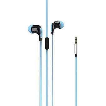 Headphone Vivanco Talk 4 In-ear Headset Blue
