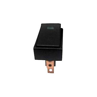 Car toggle switch 12 Vdc 20 A 1 x Off/On latch SCI