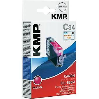 KMP Ink replaced Canon CLI-526 Compatible Magenta C84 1515,0006
