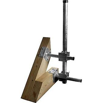 Mast mount A.S. SAT 51020 Suitable for pole Ø (max.): 60 mm