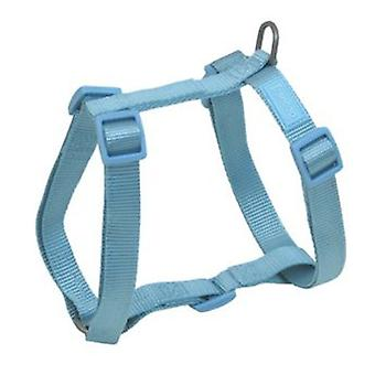 Freedog Nylon harness 10mm Blue sky (Chiens , Equipement , Harnais)