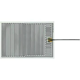 Heating foil self-adhesive 230 Vac 45 W Protection type IPX4 (L x W) 350 mm x 240 mm Thermo