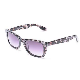 Nur Cavalli Damen edel Rechteckrahmen Sonnenbrille braun