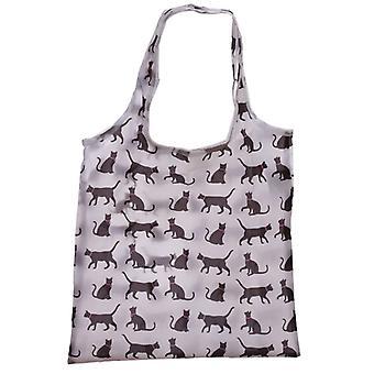 Puckator Cat sylwetka składana torba