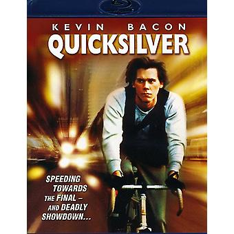 Quicksilver importation USA [BLU-RAY]