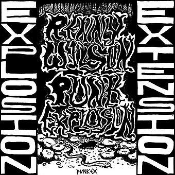 Renny Wilson - Punk eksplosion / udvidelse [Vinyl] USA import