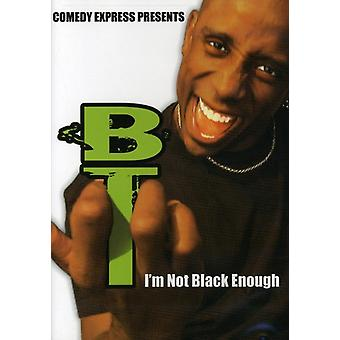 Bt - I'm Not Black Enough [DVD] USA import
