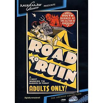 Camino a la importación de los E.e.u.u. [DVD] (1934) de ruina