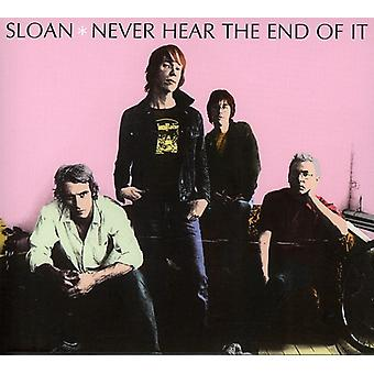 Sloan - Never Hear the End of It [CD] USA import