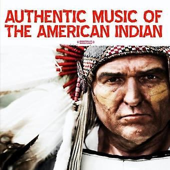 American Indian Ensemble - Authentic Music of the American Indian [CD] USA import