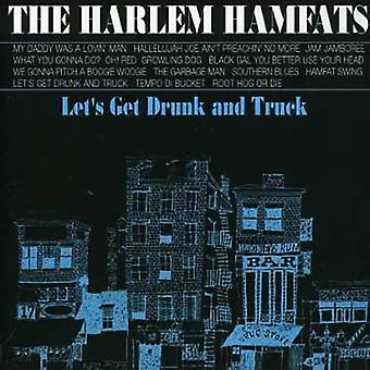 Harlem Hamfats - Lad os få drukket & lastbil [CD] USA importerer