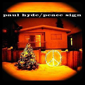 Paul Hyde - fred tegn [CD] USA import