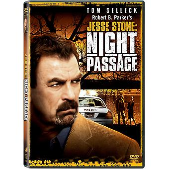 Jesse Stone: Night Passage [DVD] USA import